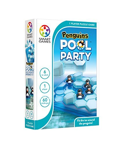 Smart Games - Penguins Pool Party by Smart Games