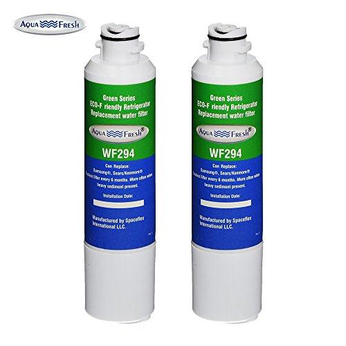 Aqua Fresh WF294 Replacement for Samsung DA29-00020B, HAF-CIN/EXP, 46-9101, WSS-2 Refrigerator Water Filter (2 Pack)