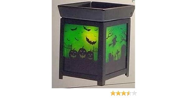 Amazoncom Scentsy Pumpkin Graveyard Full Size Premium Warmer For