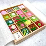 Garden (small) 20 pieces Kyoto sweets assortment gift Puchigifuto gift gift souvenir overseas popular classic gifts gifts