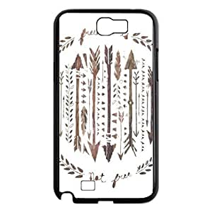 Freedom Is Not Free Samsung Galaxy N2 7100 Cell Phone Case Black phone component RT_290102