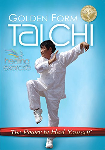 (Fu Style GoldenForm Tai Chi for beginners video by Tommy Kirchhoff: The best at home Tai Chi Lessons for balance and mobility - Healing Exercise helps heal injuries)