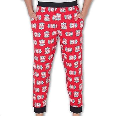 Liverpool Football Club Soccer Gift Mens Lounge Pants Pajama Bottoms