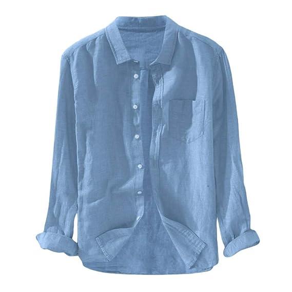 Hombre de Camisa fácil de Planchar de Slim Fit para Traje ...