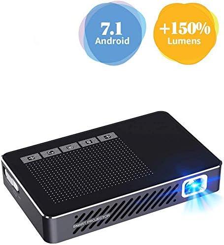 1080P Projector 3800 Lumens 50,000 Hours Support USB/SD/AV/V