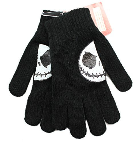 The Nightmare Before Christmas Jack Skellington (Nightmare Before Christmas Gloves)