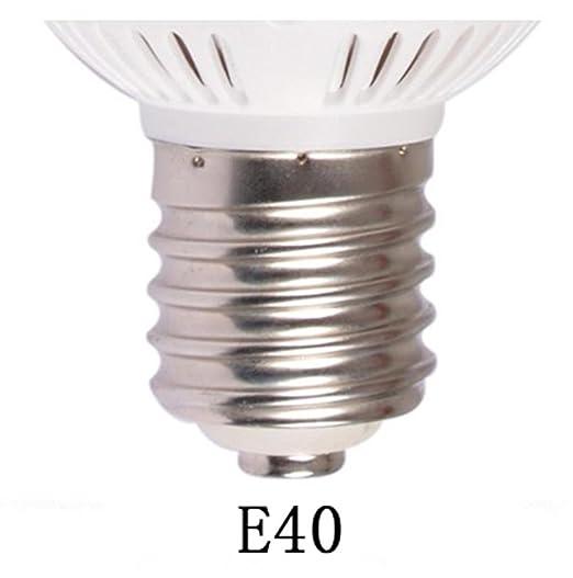 DZW E27 E40 B22 Lámpara LED de boca Bombillas 20W-150W Equivalente Blanco (3000K
