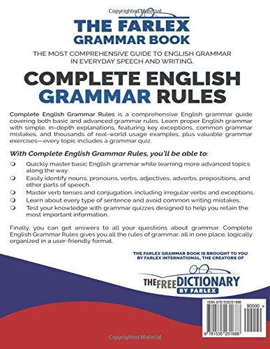 Buy Complete English Grammar Rules Book Online at Low Prices in