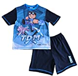Dan TDM You Tube Heroes Short Pyjamas The Diamond Minecart (8-9 Years 128-134cm)