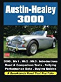 Austin-Healey 3000 (Brooklands Books Road Test Series)