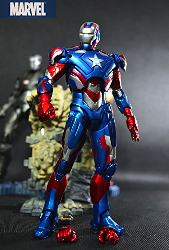 Action Figure Iron Man PVC Toy 8