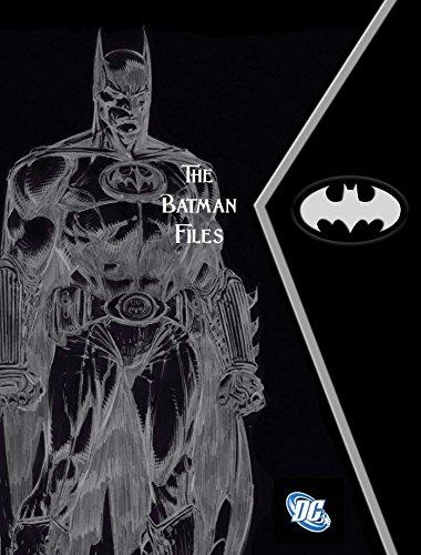 The Batman Files (Batman Icon)