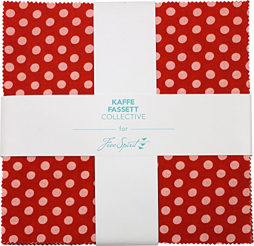 Cotton Candy Quilt Shop (Free Spirit Fabrics Kaffe Fassett Collective 42 Ten Inch Squares)