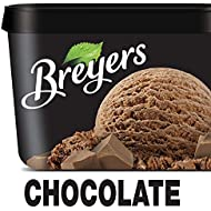 Breyers Ice Cream for a Delicious Dessert Chocolate Ice Cream Made with Real Dutch Cocoa 48 oz