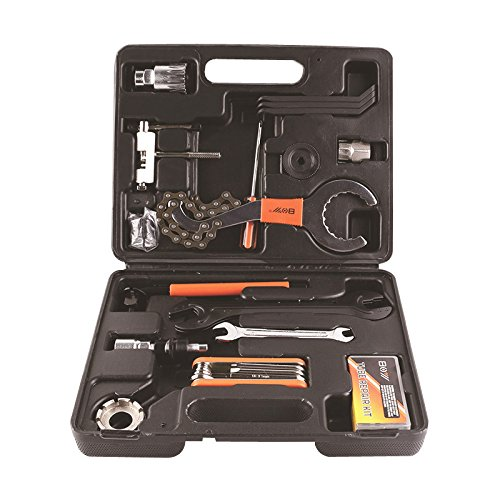 Bafang Multi Function Repairing Tool Electric Bike Tool Kit 26 in 1 Bicycle Maintenance Tool by Bafang