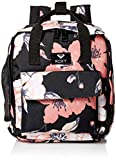 Roxy womens Little Journey Mini Lunch Sack Backpack, anthracite sample new flowers, 1SZ