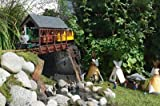 PIKO G SCALE MODEL TRAIN BUILDINGS - COVERED BRIDGE for sale  Delivered anywhere in USA