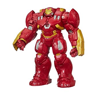 Marvel Avengers Age Of Ultron Interactive Hulk Buster Action Figure
