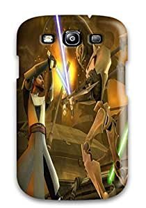 Durable Protector Case Cover With Star Wars Clone Wars Hot Design For Galaxy S3