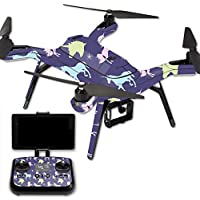 Skin For 3DR Solo Drone – Unicorn Dream | MightySkins Protective, Durable, and Unique Vinyl Decal wrap cover | Easy To Apply, Remove, and Change Styles | Made in the USA