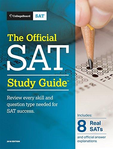 Pdf Test Preparation The Official SAT Study Guide, 2018 Edition (Official Study Guide for the New Sat)