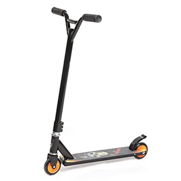 grapest Patinete Scooter Freestyle Plegable dos ruedas con ...