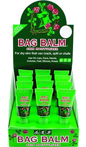 BAG BALM .25OZ TUBE DSPLY 12CT ()