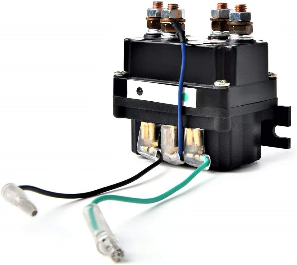 NEW HEAVY DUTY REPLACEMENT ATV WINCH SOLENOID CONTACTOR