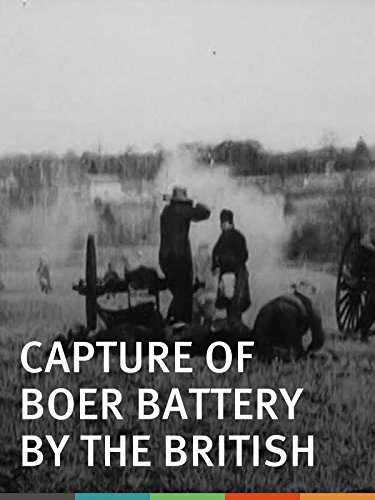 Capture of Boer Battery by British