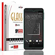 Zizo Tempered Glass Screen Protector for HTC Desire 530 [Anti-Scratch] 9H Hardness [0.33 MM Thickness] Clear Screen Guard