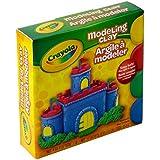 Bulk Buy: Crayola (3-Pack) Modeling Clay 4oz 4/Pkg 57-0300