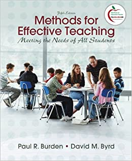 Methods for Effective Teaching: Meeting the Needs of All Students (with MyEducationLab) (5th Edition)