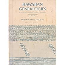 Hawaiian Genealogies: Volume II