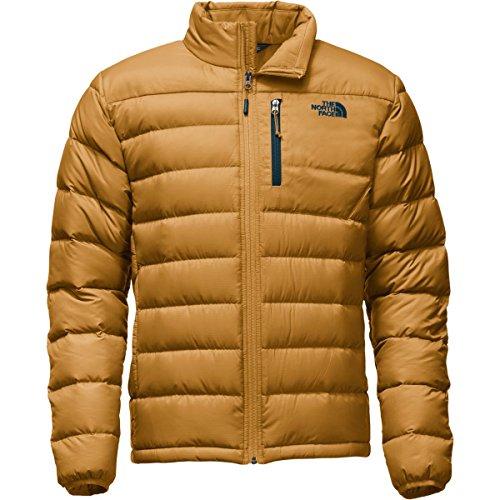 The North Face Men's Aconcagua Jacket Golden Brown