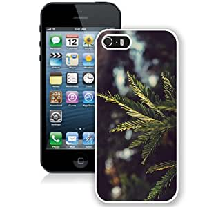 Unique Designed Cover Case For iPhone 5S With Mk Tree Winter Light Bokeh Life Mountain Nature (2) Phone Case Kimberly Kurzendoerfer