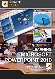 Learning Microsoft PowerPoint 2010 - Training Course for Mac [Download]