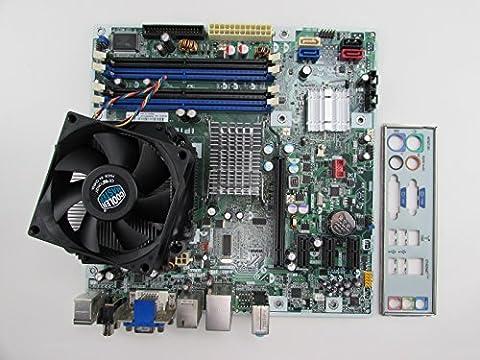 HP Compaq dx 7500 487622-001 IPIEL-LA Motherboard + Core 2 Duo E7500 2.93GHz CPU - X4500hd Graphics