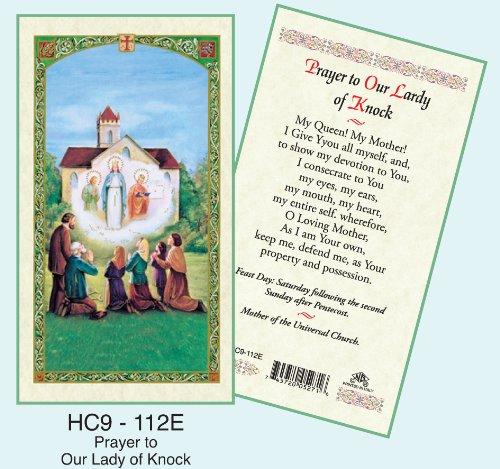 Knock Prayer Card - 6