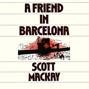 A Friend in Barcelona Audiobook