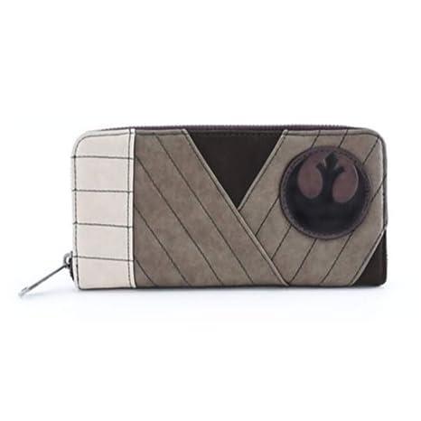 LOUNGEFLY - Star Wars Last Jedi Cartera diseño REY