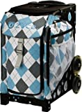 Zuca Insert Only - Argyle Blue