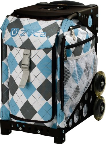 Zuca Insert Only - Argyle Blue by