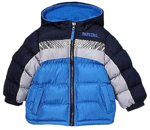 Pacific Trail Toddler Little Boys' Hooded Jacket (2T)