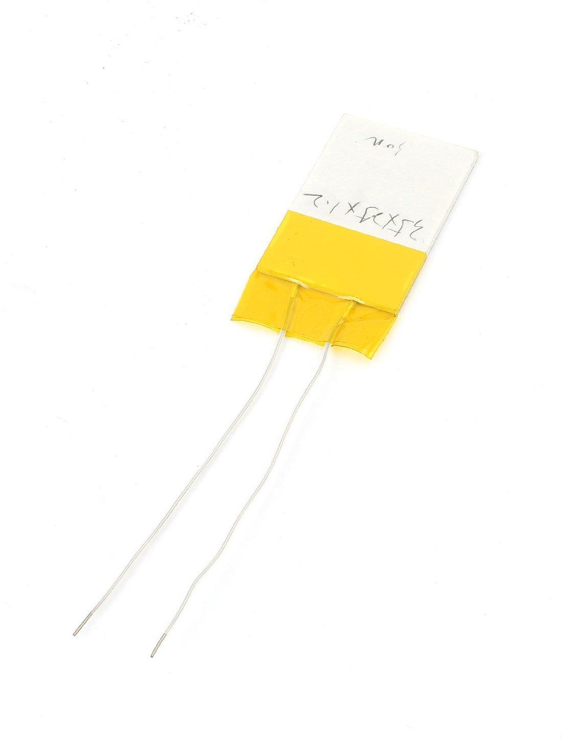 24/V 300/C MCH de metal placa de calefacci/ón cer/ámica 35/mm x 25/mm x 1.2/mm