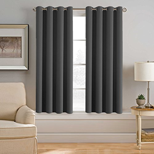 Short Window Curtain in Living Room: Amazon.com