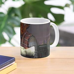 Games Walking Renders Dead Game Magic Blender Telltale Clementine Fanart Art The Best 11 Ounce Ceramic Coffee Mug Gift
