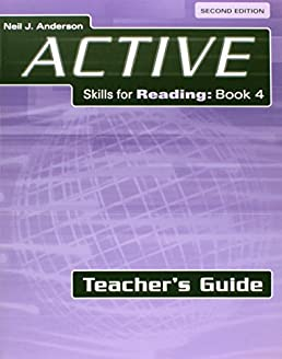 active skills for reading 4 teacher s guide neil anderson rh amazon ca