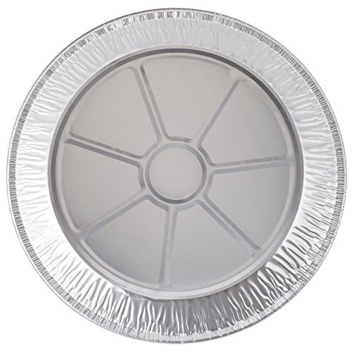 G78 11 11/16'' Extra-Deep Foil Pie Pan - 125/Pack By TableTop King by TableTop King (Image #4)