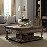 Light Colored Wood Coffee Table Hooker Furniture Sorella Rectangle Cocktail Coffee Table in Light Wood