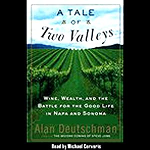 A Tale of Two Valleys Audiobook